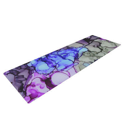 Kess Inhouse String Theory by Claire Day Yoga Mat