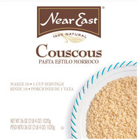 Near East  Couscous Mix 36 Oz Box