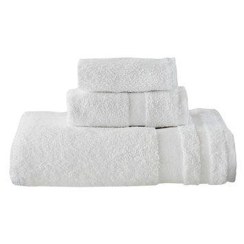Chambray & Co. Tolstoy Platinum Hotel 6 Piece Towel Set