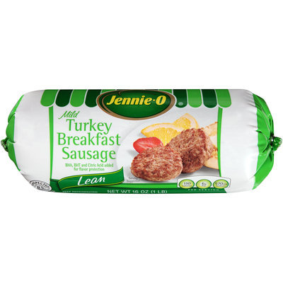 Jennie-O® Mild Lean Turkey Breakfast Sausage