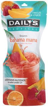 Daily's® Tropical Frozen Bahama Mama 10 fl. oz. Pouch