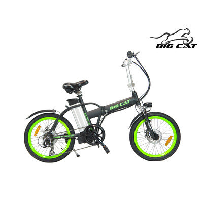 Big Cat Hampton Folding Bicycle