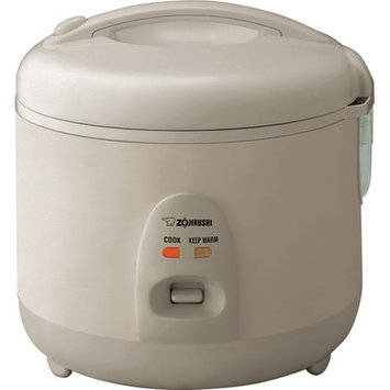 Zojirushi - Automatic 5-1/2-cup Rice Cooker And Warmer - Champagne Gold