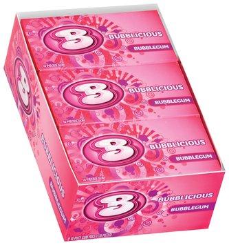Bubblicious 10 Piece Packs Bubblegum Bubble Gum 12 Pk Box