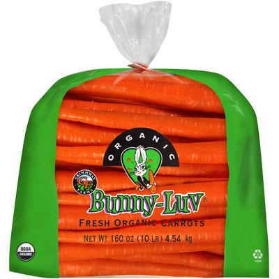 Grimmway Farms® Bunny-Luv® Fresh Organic Carrots 160 oz. Bag