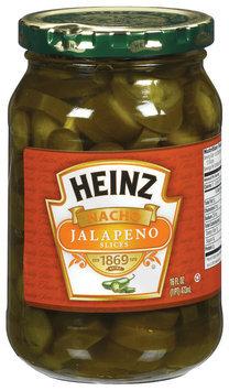 Heinz Nacho  Jalapeno Slices 16 Oz Jar