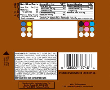 Kellogg's® Cocoa Krispies Treats™ 0.78 oz. Pack