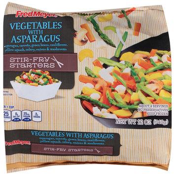 Fred Meyer® Vegetables with Asparagus 12 oz. Bag
