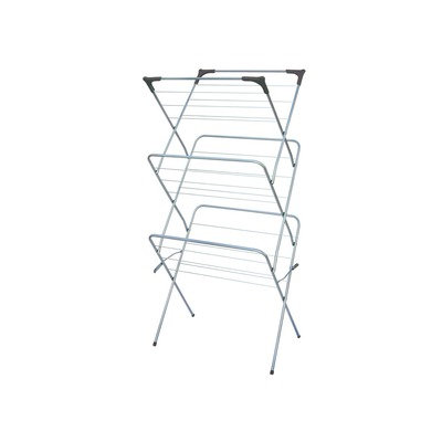 Above Edge Folding Clothes Dryer
