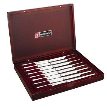 Wusthof Presentation Stainless Steel 8-Piece Steak Knife Set