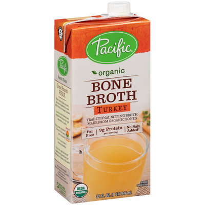 Pacific Organic Turkey Bone Broth