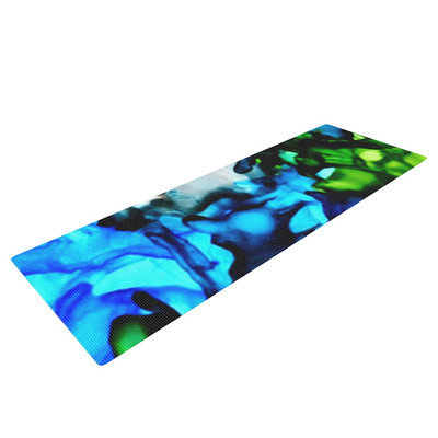 Kess Inhouse Chesapeake Bay by Claire Day Yoga Mat