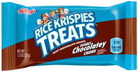 Kellogg's® Rice Krispies Treats® Double Chocolatey Chunk Crispy Marshmallow Squares 1.3 oz. Pack