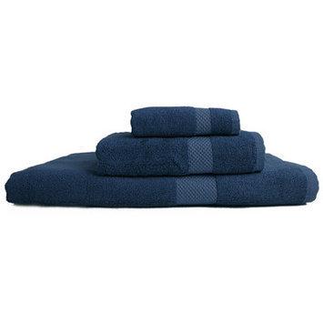 Nine Space Resort 3 Piece Towel Set Color: Navy