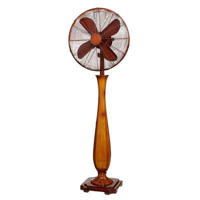 Taylor Gifts Deco Breeze DBF0472 16 Inch Floor Standing Fan Sambuca