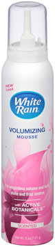 White Rain® Volumizing Scented Mousse 5 oz. Spout-Top Can