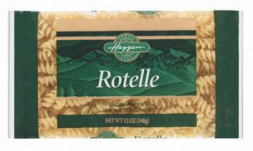Haggen Rotelle Pasta 12 Oz Bag