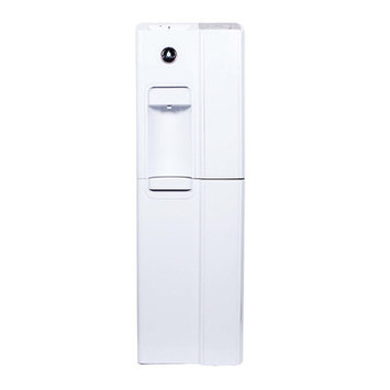 Drinkpod Usa Bottleless Water Cooler with Carbon Block Twist Filter Color: White