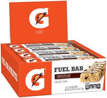 Gatorade Prime® Chocolate Chip Fuel Bar Energy Bar