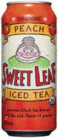 Sweet Leaf Tea Peach 16 fl. oz. Can