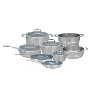 Zwilling J.A. Henckels Spirit 12-Piece Stainless Steel Set