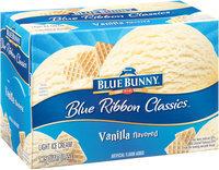 Blue Bunny Blue Ribbon Classics Vanilla Flavored