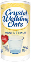 Quaker® Crystal Wedding Oats