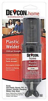 Devcon® Home Plastic Welder™ 0.84 fl. oz. Syringe