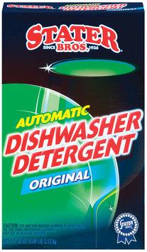 Stater Bros. Automatic Original Dishwasher Detergent 75 Oz Box