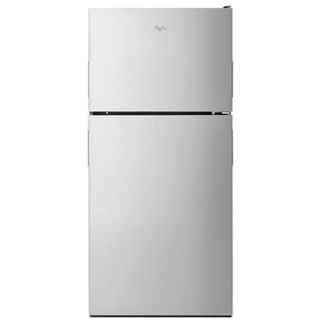 Whirlpool WRT348FMES 18.0 Cu. Ft. Stainless Steel Top Freezer Refrigerator