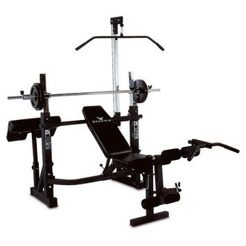 Phoenix Health & Fitness 99226 - Power Pro Olympic Bench