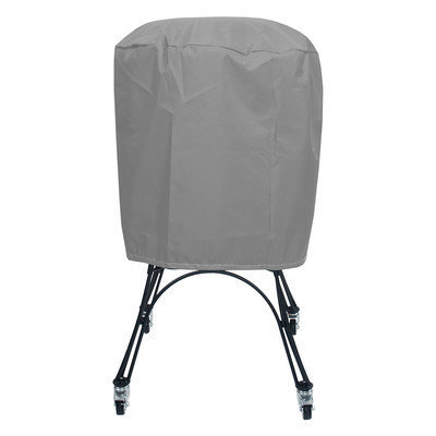 KoverRoos 83061 Weathermax X-Large Smoker Cover Charcoal - 24 Dia x 34 H in.