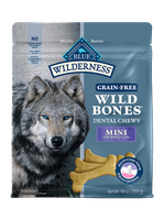 THE BLUE BUFFALO CO. BLUE™ Wilderness® Dental Chews Mini Size Wild Bones™
