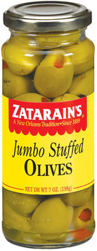 Zatarain's® Jumbo Stuffed Olives 7 oz. Jar
