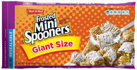 Malt-O-Meal® Frosted Mini Spooners® Cereal 45 oz. Bag
