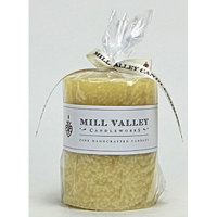 Mill Valley Candleworks Polynesian Vanilla Scented Pillar Candle Size: 8