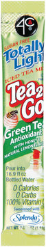 4C Itm-Tl Tea2go Packet-Green (Honey/Lemon) Itm-Packet .064 Oz Packet
