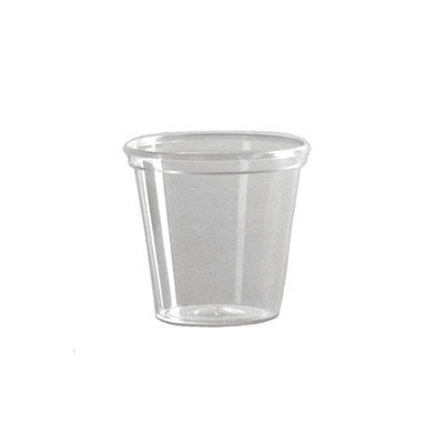 WNA Comet 7 Oz Hot/Cold Plastic Tumblers, Clear, Case of 500