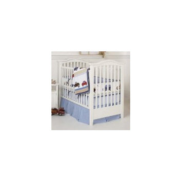 Whistle & Winka ¢ Cars and Trucks 3-Piece Crib Bedding Set