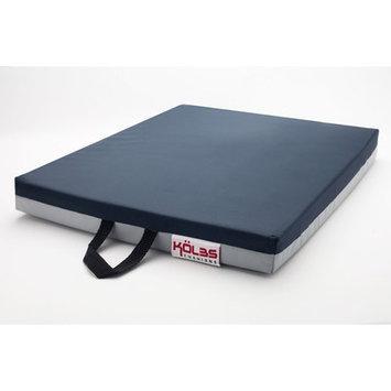 K Lbs General Use Gel Wheelchair Seat Cushion Size: 2