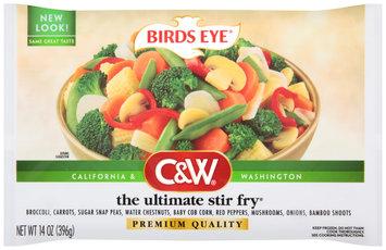 Birds Eye® C&W® The Ultimate Stir Fry® Mixed Vegetables 14 oz. Bag