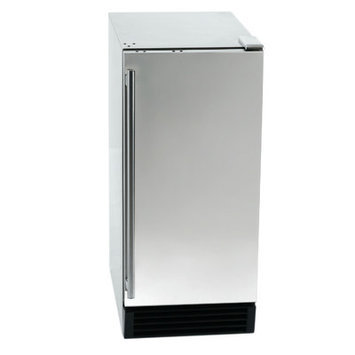 Orien FSR-15OD 3.2 Cu. Ft. Compact Outdoor Refrigerator in Stainless