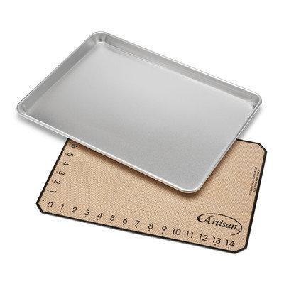 Artisan Professional Baking Half-Size Pan & Baking Mat