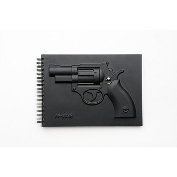 Molla Space, Inc. Megawing Armed Notebook Style: Revolver