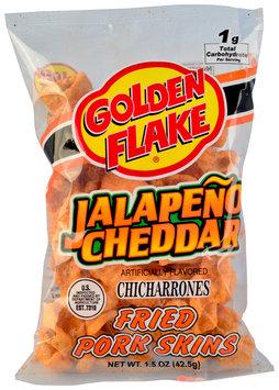 Golden Flake® Jalapeno Cheddar Chicharrones Fried Pork Skins