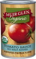 Muir Glen® Organic Tomato Sauce No Salt Added 15 oz. Can