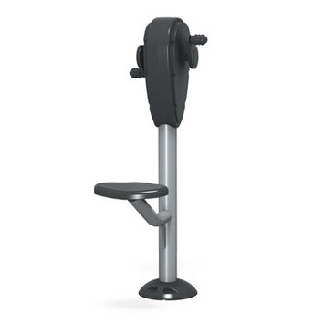 Ultra Play Surface Mount Hand Cycle UP162SM