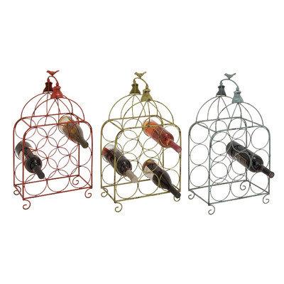 Uma Charming Bird Wine Holder Set