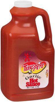 Texas Pete® Garlic Hot Sauce 128 oz. Jug