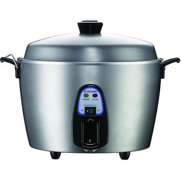 Tatung 11 Cup Stainless Steel Rice Cooker TAC-11KN(UL)